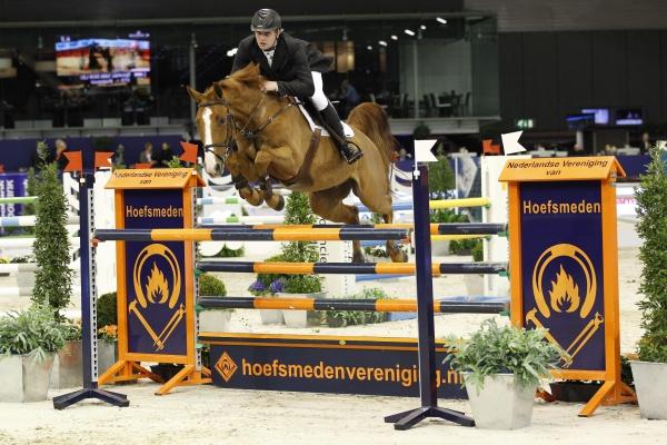 Hindernis Jumping Amsterdam 2012